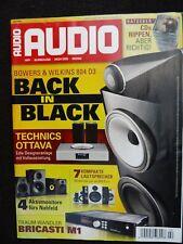 AUDIO 2/16,B&W 804 D3,MACKIE HR 824 MK2,ADAM A5X,NAIM NAC 202,NAP 200,JAMO C 93