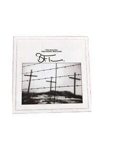 The Killers Brandon Flowers Signed Artcard Autograph