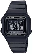 New Casio Retro Black Digital Alarm Unisex Watch B650WB-1BDF