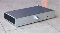 DAC Amplifier Chassis / Aluminum Case Pre Amp Shell /DIY amp enclosure