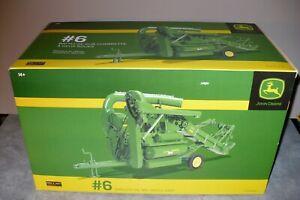 1/16 JOHN DEERE #6 Toy Corn Sheller on Cart, Spec Cast, Tractor Implement  NIB