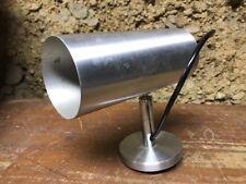 Antico Spot In Alluminio in perfette condizioni, orientabile,design