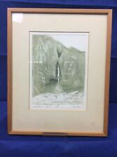 "Celia Hicks Limited Edition Print ""Song Of The Sea"" Framed & Mounted"