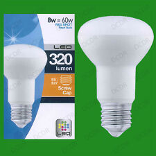 10x 5.5W R63 del basse consommation perle réflecteur spot Ampoule Es E27