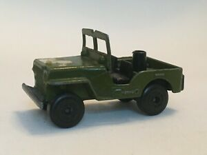Vintage Matchbox Superfast No. 5 U.S. Mail Truck Jeep (Variation)