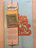 Spellbinders D-Lites Die ~ Fantastic Flourish Three (1 Templates) ~ S2-003 New