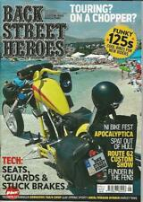 BACK STREET HEROES  No.409 May.18(NEW COPY)*Post included to UK/Europe/USA