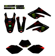KIT ADESIVI GRAFICHE BETA RR 50 MONSTER COMPLETO CRYSTAL 5 DECIMI