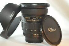 Nikon ED AF Nikkor 18-35mm 3.5-4.5 D IF FX lens for FM2 D7500 D500 DF D850 D750
