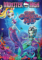 MONSTER HIGH DVD - GREAT SCARRIER REEF (2016) - NEW UNOPENED