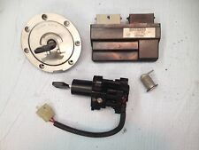 Honda CBR600RR 05-06 ECU, ignition and tank lock with coded key HISS CBR600RR