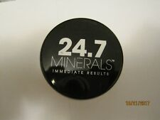24.7 Minerals Anti Aging Mineral Foundation Light Unboxed=Seal Under Cap=New