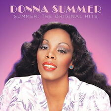 DONNA SUMMER - SUMMER THE ORIGINAL HITS CD (Pre-Order Released May 18th 2018)
