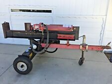 MDT heavy duty 31 ton hydraulic log splitter Wood Equipment Trees Firewood