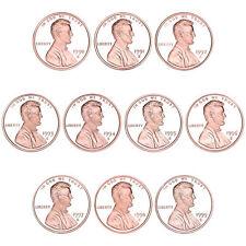 1993 D Lincoln Memorial Penny Cent A BU Coin Fill Your Coin Book #9658