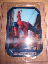 CARTE MARVEL CARDS KELLOGG'S FRENCH MINT SEALED SPIDER-MAN 2 3D 2004 VERY RARE