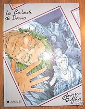 LA BALADE DE DARIO - Olivier Taffin - EO 1989 - Dargaud