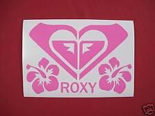 Roxy Decals/Stickers x2