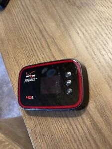 VERIZON JETPACK PANTECH MHS291L 4G LTE HOTSPOT 4G LTE, SHIPS FAST, WORKS GREAT!!
