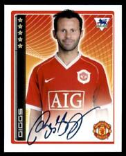 Merlin Premier League 07 Giggs Manchester United No. 288