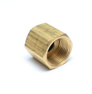 """3/4"""" NPT Female to 3/4"""" Female Garden Hose GHT Thread Adapter FasParts"""