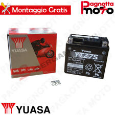 BATTERIA YUASA YTZ7S PRECARICATA SIGILLATA GAS GAS FSE 450 2003>2007