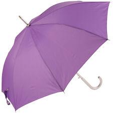 Colours - Plain Coloured Umbrella - Violet