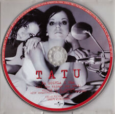 TATU ‎– Ya Soshla S Uma (All The Things She Said) - CD Single - Promo