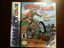 Extreme Sports with the Berenstain Bears (Nintendo GameBoy Color, 2000) - New!