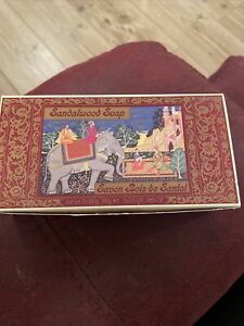 Crabtree and evelyn Indian Sandalwood Soap 3 Bar Set Discontinued