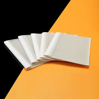 10 Sheets A4 Binding Cover 1~10mm Electric Document Hot-melt Thermal Binder