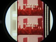 16mm THE NEW YORK MASTERS (197?). Eastman color Documentary Film.