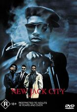 New Jack City (DVD, 2017, 2-Disc Set)