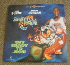 Space Jam Laserdisc Laser Disc