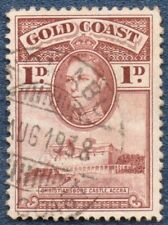 GOLD COAST  SG 121 (B472) Good Used with part 'ANOMABU' cds