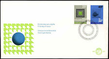 Netherlands 1970 United Nations & Parliamentary Conf FDC First Day Cover #C27418