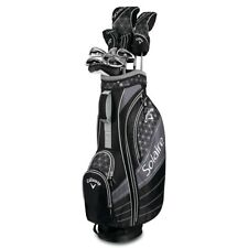 Callaway Golf Solaire 2018 11 Piece Set Ladies Full Package Set Black RH