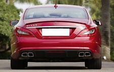 Mercedes CLS63 AMG Difusor Inserto W218 C218 Genuino OEM AMG 2011 en adelante