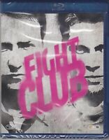 Blu-Ray Fight Club Con Brad Pitt Edward Norton Nuevo 1999