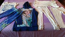 abbigliamento bambina estivo 11-12/13-14 anni t-shirt Frozen maniche lunghe ecc.
