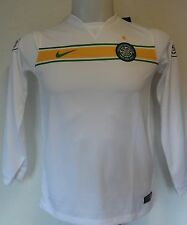 CELTIC 2014/15 L/S 3RD SHIRT SPFL BADGED BY NIKE SIZE LARGE BOYS BRAND NEW