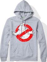Ghostbusters Hoodie Movie Costume Inspired 80s Movie Tribute Hooded Jumper Gift