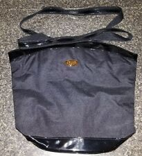 Christian Dior Tendre Poison Large Black Hand Bag Tote