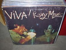ROXY MUSIC viva  ( rock )