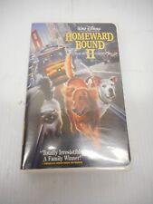 Walt Disney Homeward Bound 2 Lost In San Francisco VHS 89 Minutes