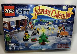 Lego City 2011 Advent Calendar  7553