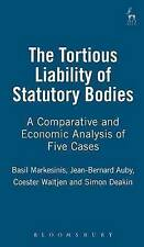 Tortious Liability of Statutory Bodies: A Comparative Look at 5 Cases