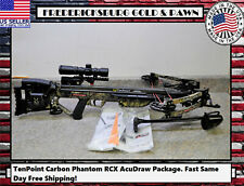 TenPoint Carbon Phantom RCX AcuDraw Package. Fast Same Day Free Shipping!