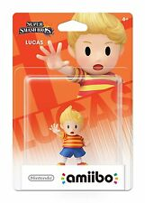 NINTENDO WII U Lucas AMIIBO EXCELLENT CONDITION PACK US VERS EARTHBOUND