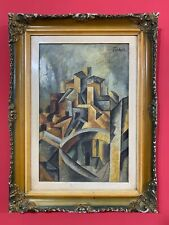 Pablo Picasso oil painting on canvas, beautiful painting - See item description